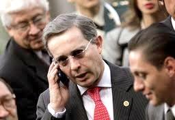 Uribe y las chuzadas