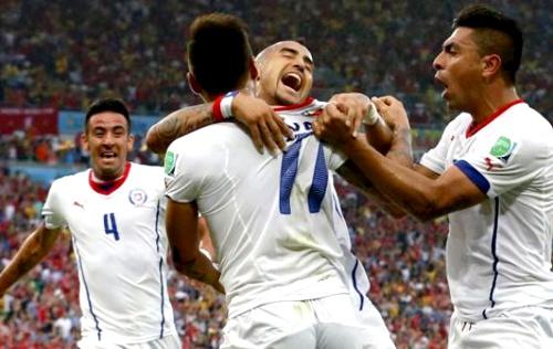 Chile eliminó a España
