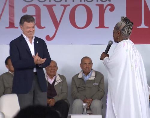 Colombia Mayor 2