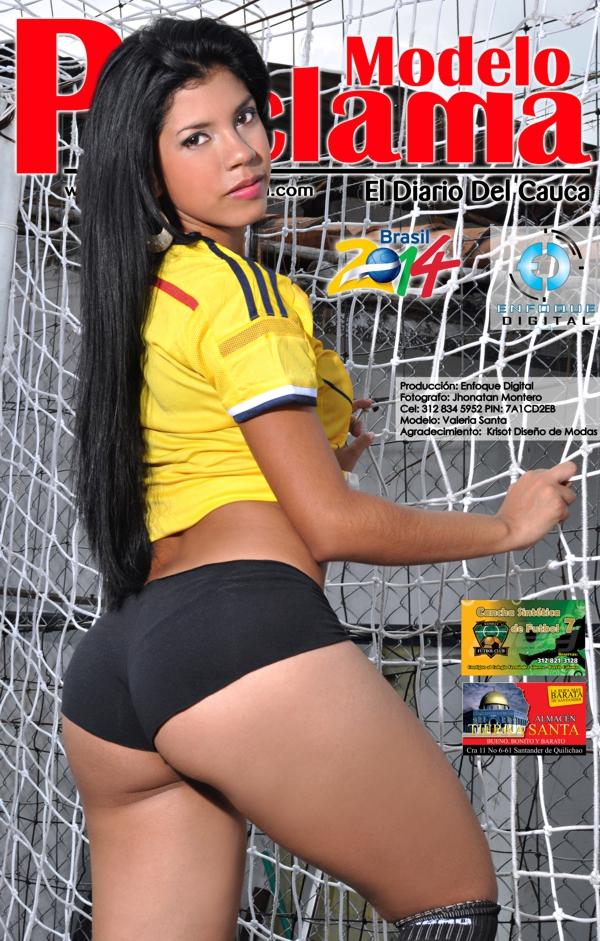 Modelo Proclama del Cauca - mes de Junio 2014 - Edición Mundial 1