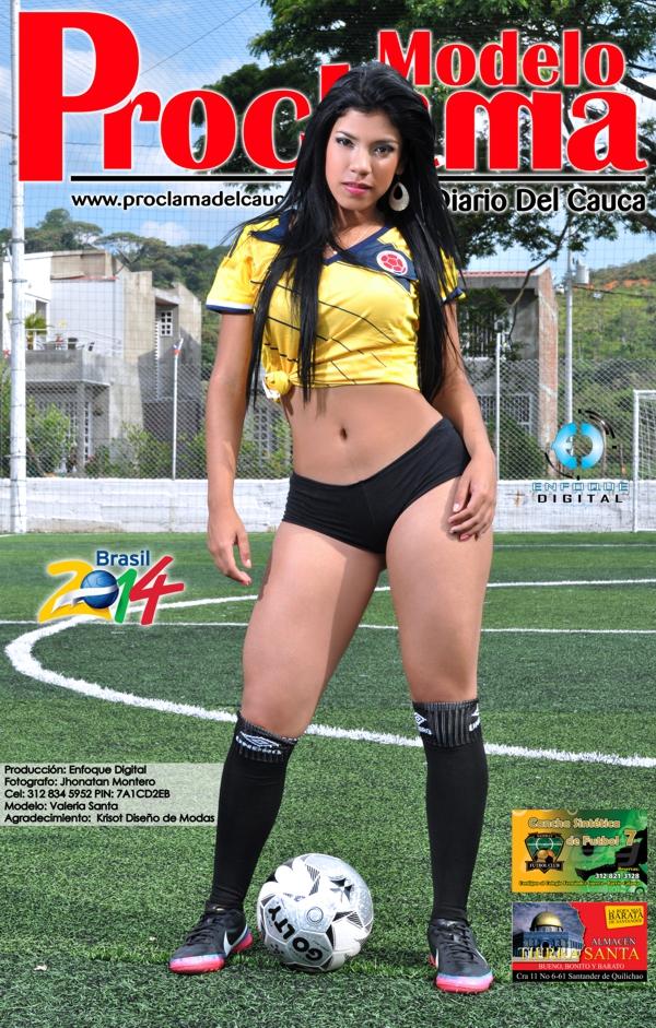 Modelo Proclama del Cauca - mes de Junio 2014 - Edición Mundial 11