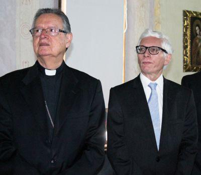 Monseñor y Embajador Frances