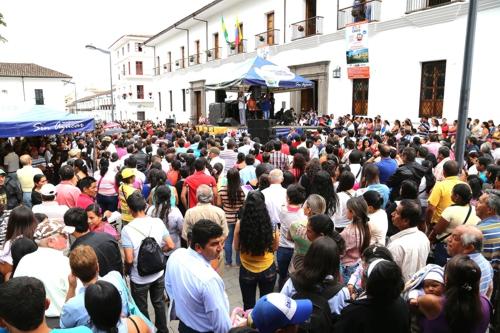 Socializacion programa de vivienda San Eduardo