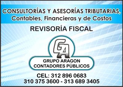 Grupo Aragón - Contadores Públicos