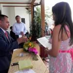 Reconocimiento a Julio Reyes Mejía en Santander de Quilichao.