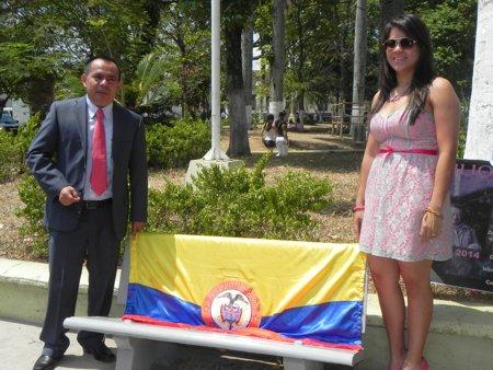 Homenaje a Julio Reyes Mejía en Santander de Quilichao1