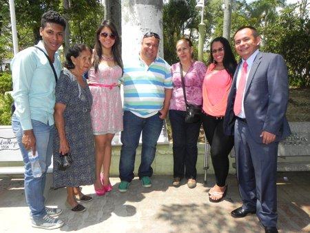Homenaje a Julio Reyes Mejía en Santander de Quilichao