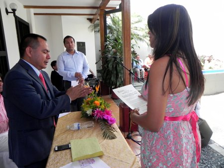 Homenaje a Julio Reyes