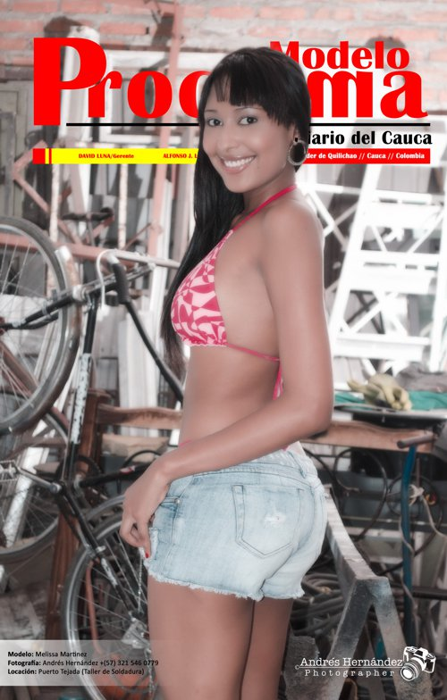 Melisa Martínez 2