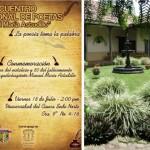 Encuentro de Poesía en Santander de Quilichao, Julio 2014