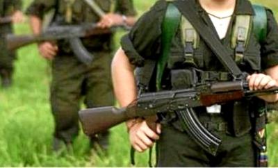 Paz sin entrega de armas