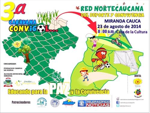 3a. Caravana Convigol en Miranda