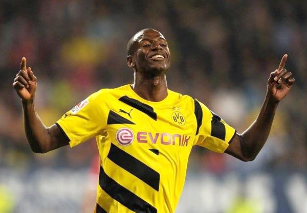 Adrian Ramos anotó gol con el Borussia1