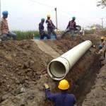 Así avanza la construcción del Acueducto Regional