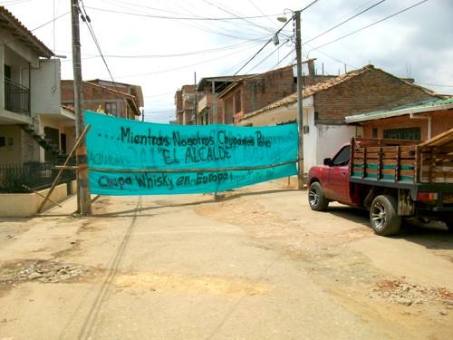 Calle 13 de Santander de Quilichao