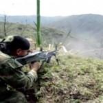 Un soldado muerto en combates entre la FUTAP y las FARC, en Miranda