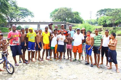Competencias náuticas en Guachené