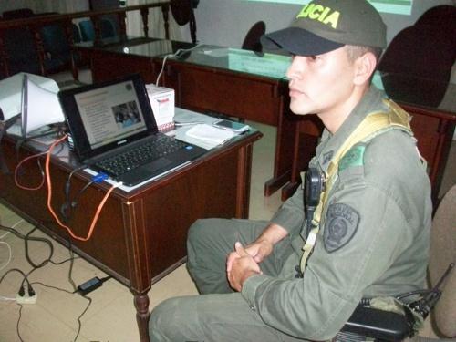 Consejo de seguridad en Caloto3