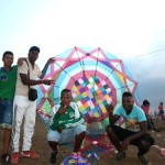 Se realizó el Cuarto Festival de Cometas en Quilichao