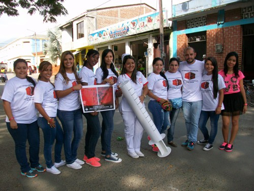 Día de la Juventud en Corinto - ESE Norte 2