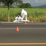 Arrollado por una motocicleta falleció en Santander de Quilichao, Dennis Harvey Vidal León