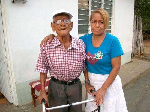 Elías Astudillo - Teresa Astudillo