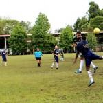 Festival de fútbol de verano 'Amigos de La Villa'