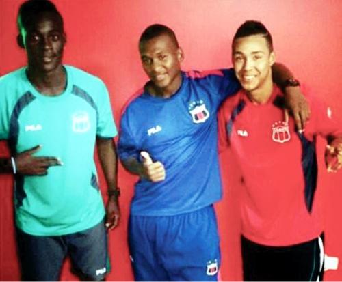 Futbolistas Puerto Tejada