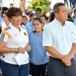 La I.E. Leopoldo Pizarro celebró su cumpleaños No. 46 en Miranda