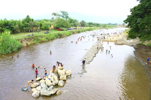 II Torneo de Competencias Náuticas en Guachené
