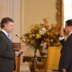 Juan Fernando Cristo, nuevo ministro del Interior