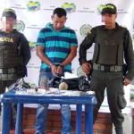 La Policía capturó atracador que delinquía en Santander de Quilichao