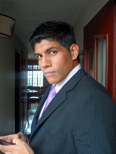 Politólogo Luis Felipe Barrera