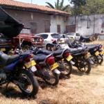 13 vehículos fueron recuperados por la Policía en Caloto