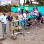 Taponan otra vía en Santander de Quilichao