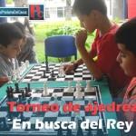 Torneo de ajedrez 'En Busca del Rey'