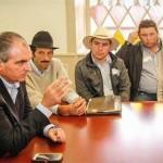 """""""Trasformaremos el campo colombiano para alcanzar equidad y desarrollo"""": Aurelio Iragorri"""