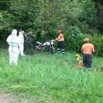 En accidente de tránsito se mató panadero de Cajibío, su esposa quedó gravemente herida
