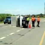 Accidente de tránsito se presentó en la vía a Puerto Tejada