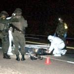 Dos personas murieron en accidente de tránsito en Mondomo