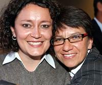 Angelica Lozano - Claudia López