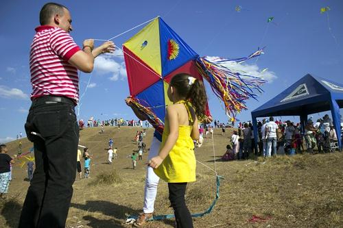 Festival de Cometas - Santander de Quilichao