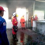 Vea las imágenes del incendio en la cárcel de Santander de Quilichao