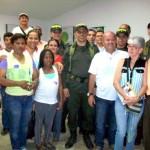Trabajar en equipo es fundamental para fortalecer la seguridad en Quilichao