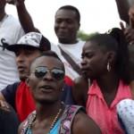 'Jóvenes a lo bien' en Puerto Tejada