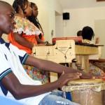 La música, instrumento de paz en Puerto Tejada