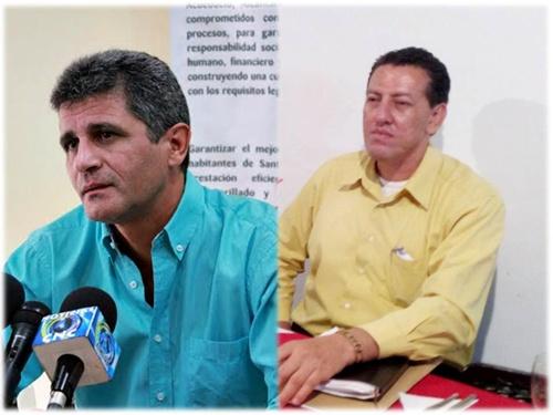 Luis Sadovnik - Alvaro Hernando Mendoza