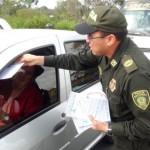 Campaña preventiva contra accidentalidad vial