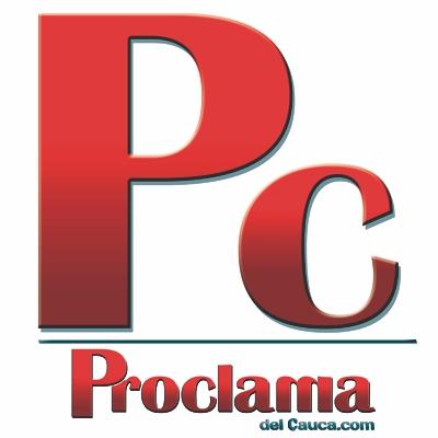 Proclama del Cauca - redes sociales - logo
