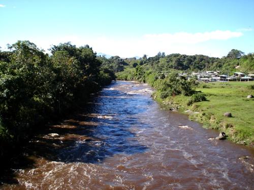 Río Cauca - Popayán
